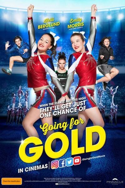 Caratula, cartel, poster o portada de Going for Gold