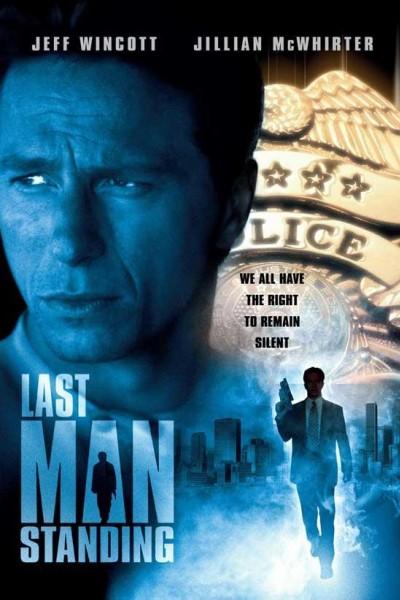 Caratula, cartel, poster o portada de El último hombre íntegro
