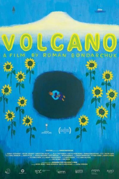 Caratula, cartel, poster o portada de Volcano