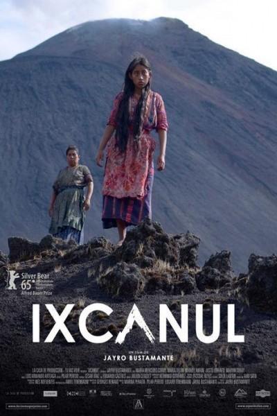 Caratula, cartel, poster o portada de Ixcanul