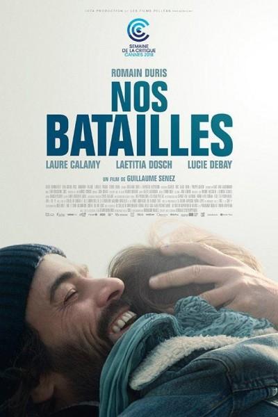 Caratula, cartel, poster o portada de Nos batailles