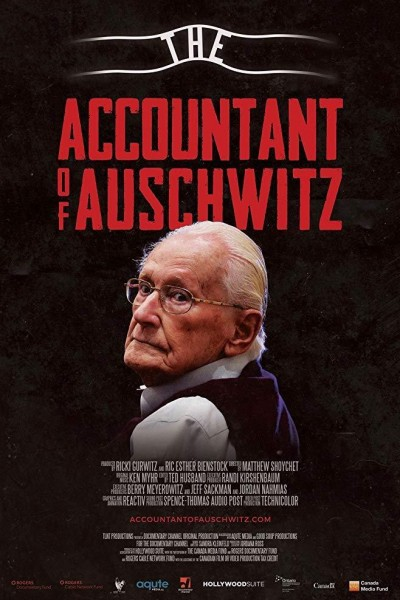 Caratula, cartel, poster o portada de The Accountant of Auschwitz