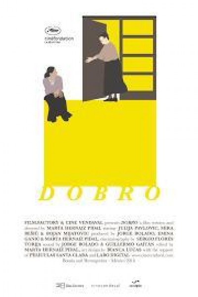 Caratula, cartel, poster o portada de Dobro