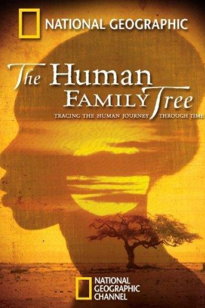 Caratula, cartel, poster o portada de The Human Family Tree