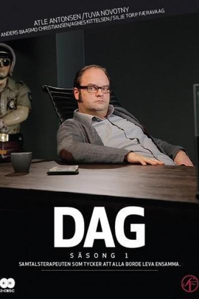 Caratula, cartel, poster o portada de Dag