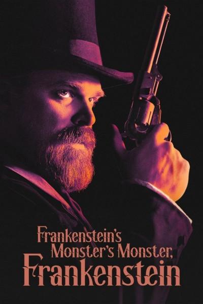 Caratula, cartel, poster o portada de Frankenstein\'s Monster\'s Monster, Frankenstein