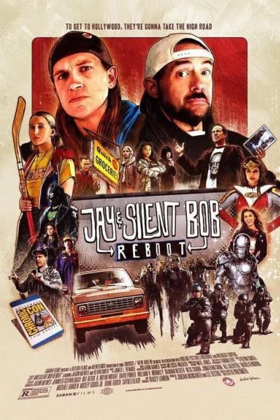 Caratula, cartel, poster o portada de Jay y Bob el silencioso: el reboot