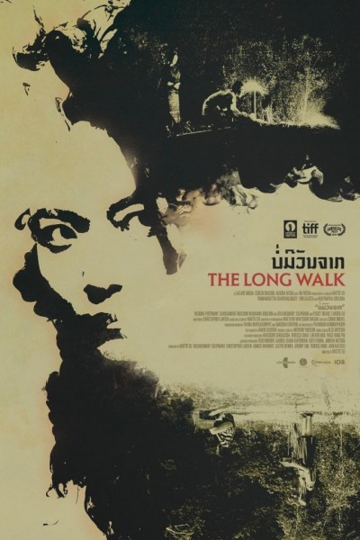 Caratula, cartel, poster o portada de The Long Walk