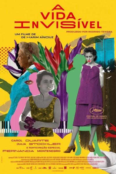 Caratula, cartel, poster o portada de The Invisible Life of Eurídice Gusmão