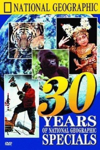 Caratula, cartel, poster o portada de 30 Years of National Geographic Specials