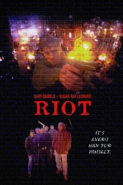 Caratula, cartel, poster o portada de Riot. La revuelta