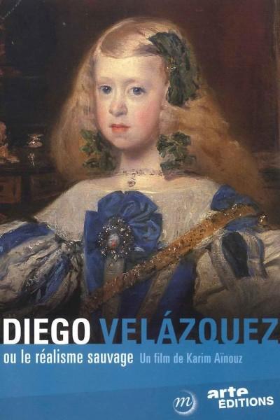 Caratula, cartel, poster o portada de Diego Velázquez: El realismo salvaje