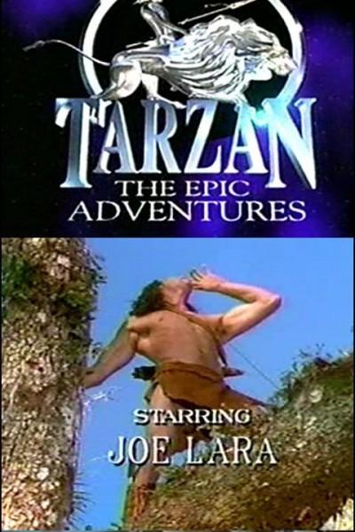 Caratula, cartel, poster o portada de El retorno de Tarzán