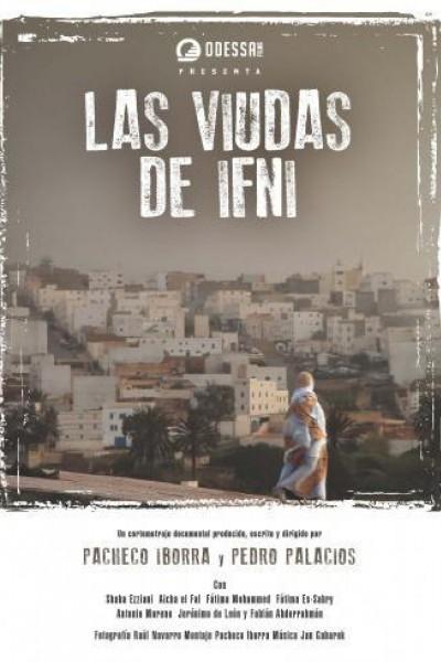 Caratula, cartel, poster o portada de Las viudas de Ifni