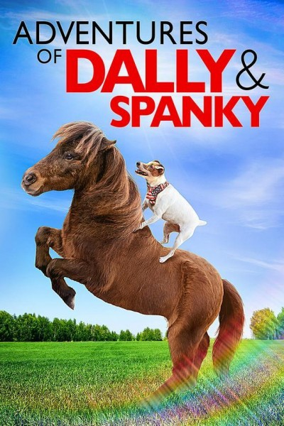 Caratula, cartel, poster o portada de Adventures of Dally & Spanky