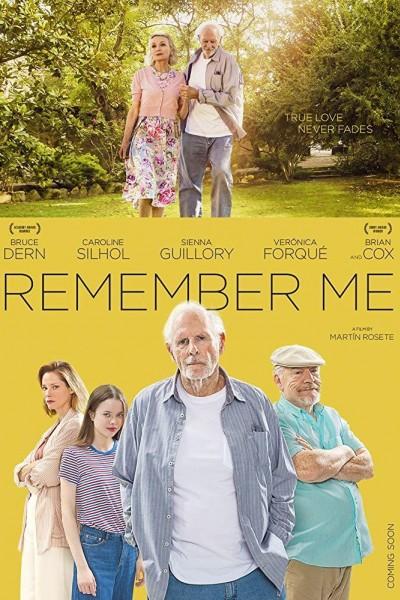 Caratula, cartel, poster o portada de Remember Me (Recuérdame)