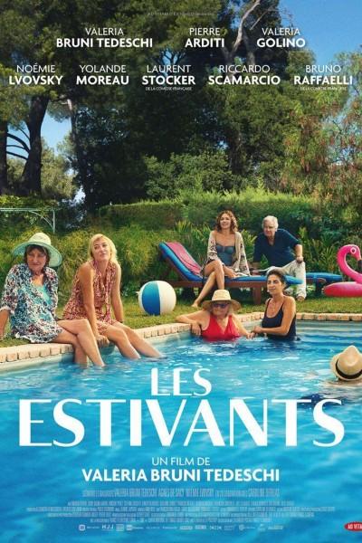 Caratula, cartel, poster o portada de La casa de verano