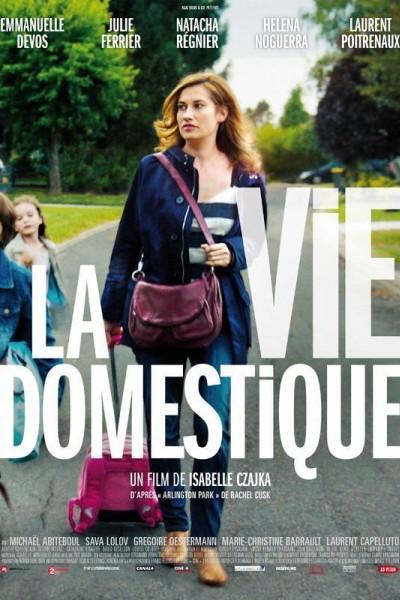 Caratula, cartel, poster o portada de La vie domestique