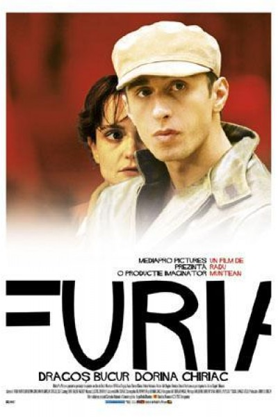 Caratula, cartel, poster o portada de La furia