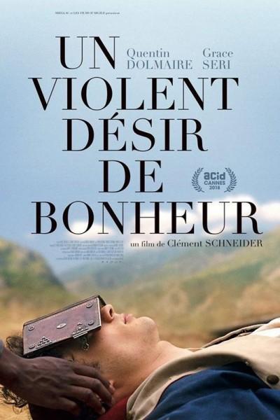 Caratula, cartel, poster o portada de Un violento deseo de felicidad