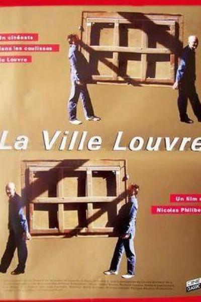 Caratula, cartel, poster o portada de La ciudad Louvre