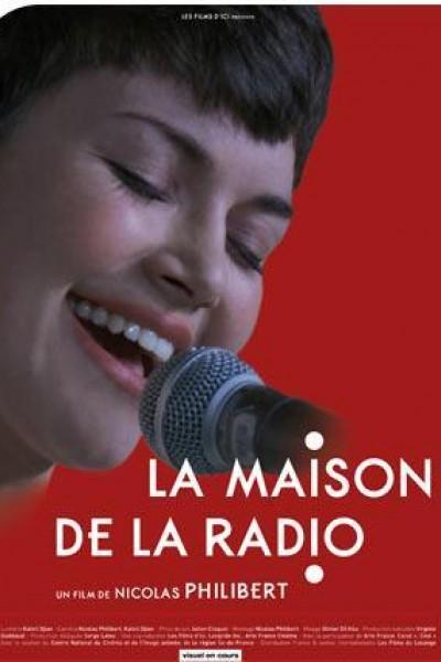 Caratula, cartel, poster o portada de La maison de la radio