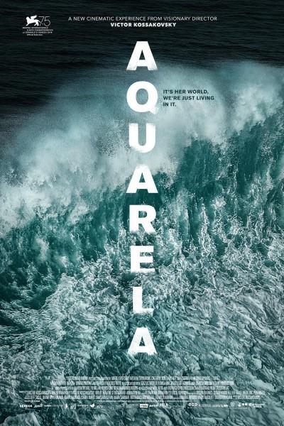 Caratula, cartel, poster o portada de Aquarela