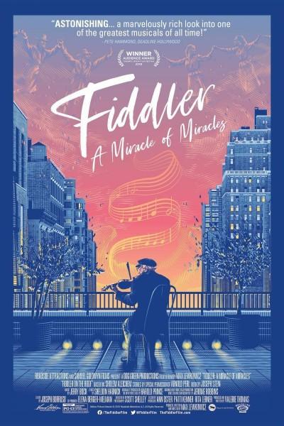Caratula, cartel, poster o portada de Fiddler: A Miracle of Miracles