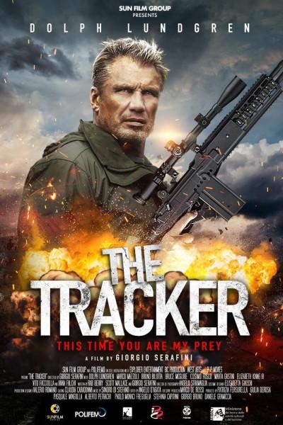 Caratula, cartel, poster o portada de The Tracker