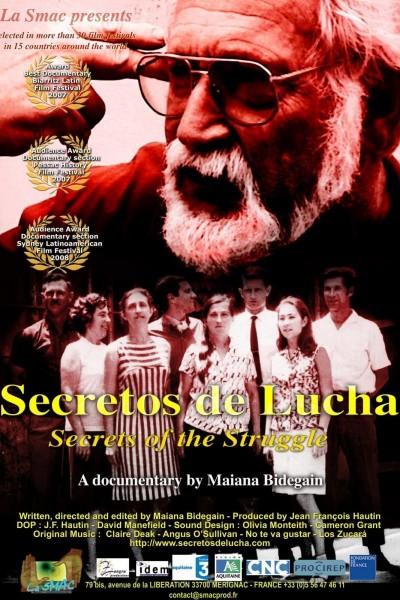 Caratula, cartel, poster o portada de Secretos de lucha