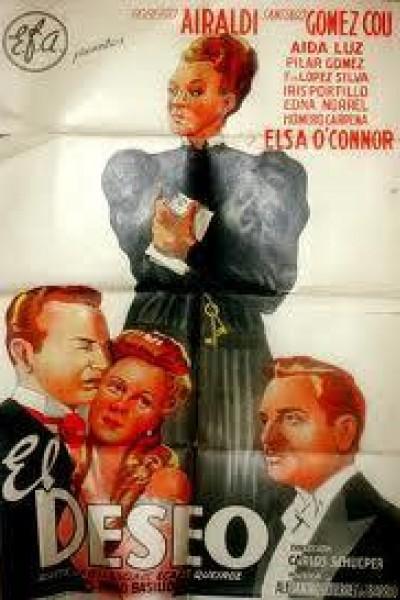 Caratula, cartel, poster o portada de El deseo