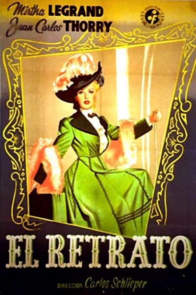 Caratula, cartel, poster o portada de El retrato