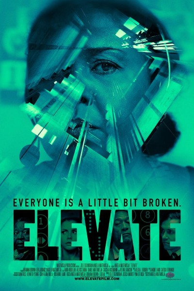 Caratula, cartel, poster o portada de Elevate