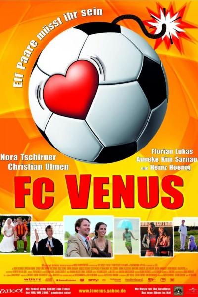 Caratula, cartel, poster o portada de FC Venus - Made in Germany