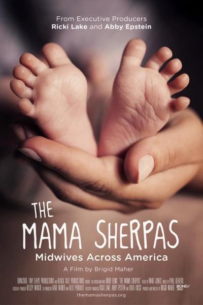 Caratula, cartel, poster o portada de The Mama Sherpas
