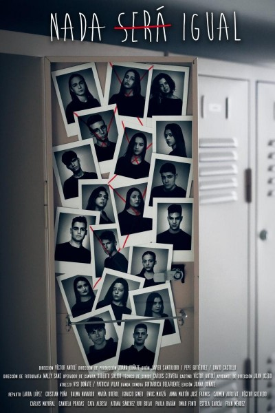 Caratula, cartel, poster o portada de Nada Será Igual. La película