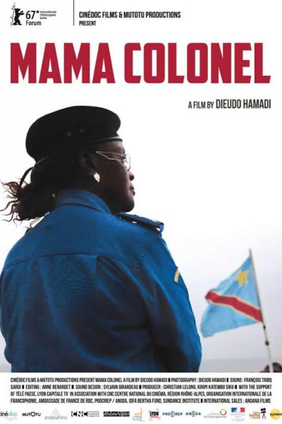 Caratula, cartel, poster o portada de Mama Colonel