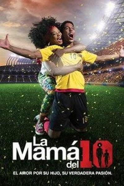 Caratula, cartel, poster o portada de La mamá del 10