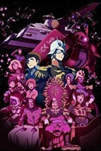 Caratula, cartel, poster o portada de Mobile Suit Gundam: The Origin VI - Rise of the Red Comet