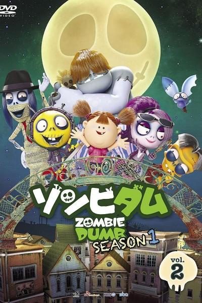 Caratula, cartel, poster o portada de Zombie Dumb