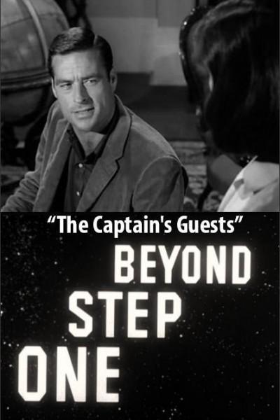 Caratula, cartel, poster o portada de Un paso al más allá: Los invitados del capitán
