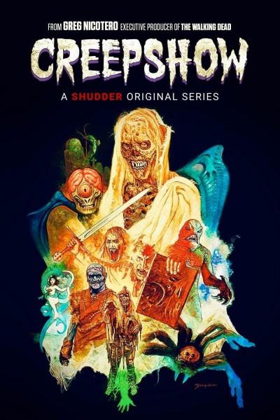 Caratula, cartel, poster o portada de Creepshow