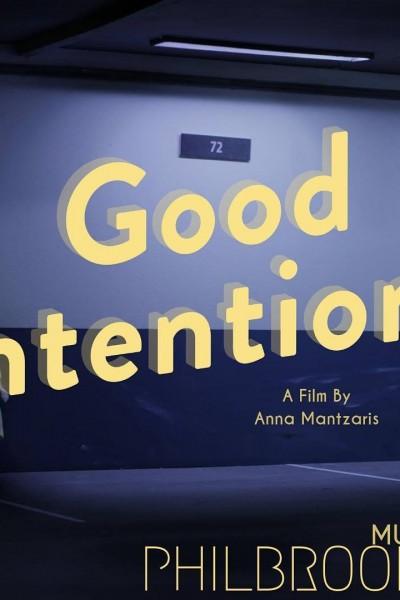 Caratula, cartel, poster o portada de Good Intentions