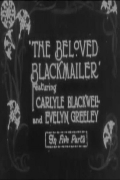 Caratula, cartel, poster o portada de The Beloved Blackmailer