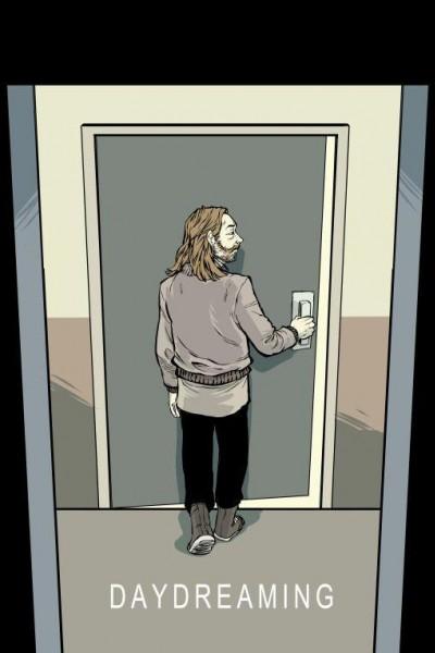 Caratula, cartel, poster o portada de Radiohead: Daydreaming