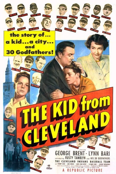 Caratula, cartel, poster o portada de The Kid from Cleveland