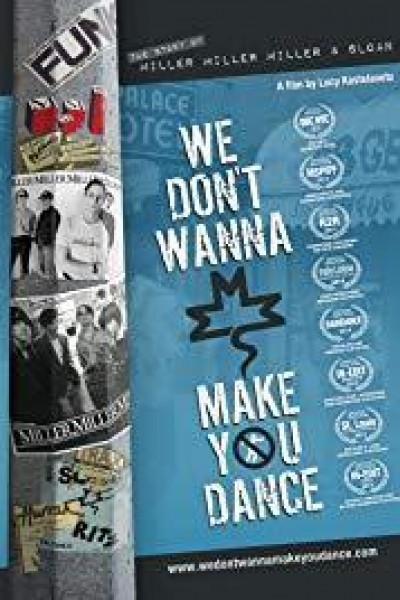 Caratula, cartel, poster o portada de We Don\'t Wanna Make You Dance