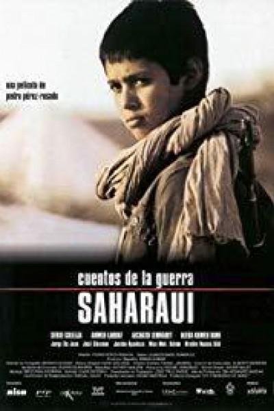 Caratula, cartel, poster o portada de Cuentos de la guerra saharaui