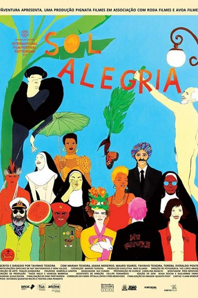 Caratula, cartel, poster o portada de Sol Alegria