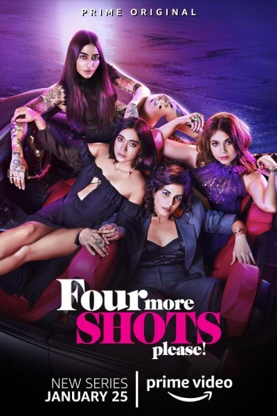 Caratula, cartel, poster o portada de Four More Shots Please